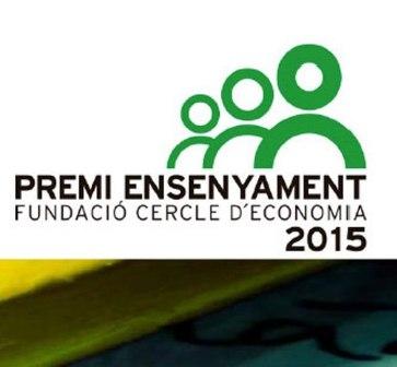 Premi Ensenyament Cercle d'Economia 2015