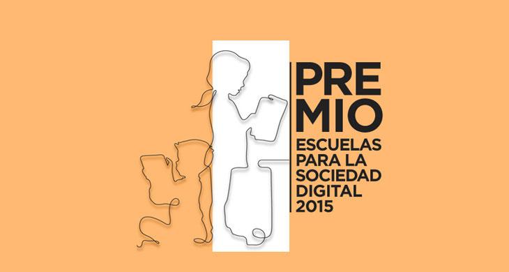 Premi Escoles per a la Societat Digital 2015